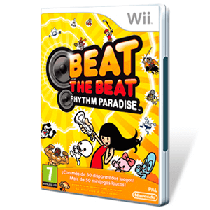 Beat The Beat: Rhythm Paradise Beat