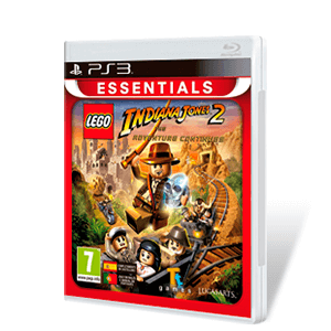 Lego Indiana Jones 2 Essentials