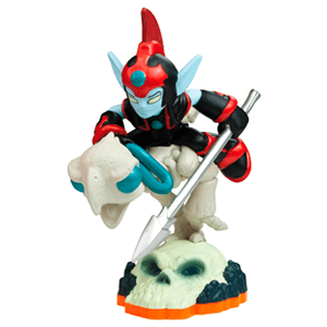 Figura Skylanders Giants V2: Fright Rider