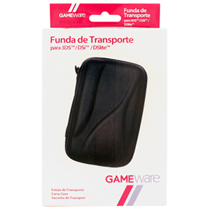 Funda de Transporte para 3DS-DSi-DSL GAMEware