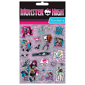Stickers Monster High