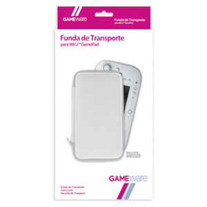 Funda de Transporte Blanca GAMEware