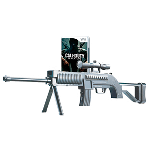 Professional Sniper Rifle + Call of Duty Black Ops