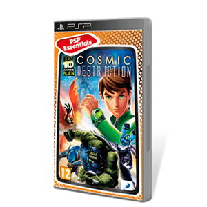 Ben 10 Ultimate Alien Cosmic Destruction Essentials