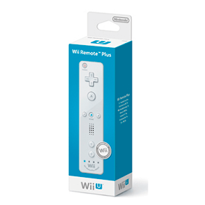 Mando WiiU Remote Plus Blanco