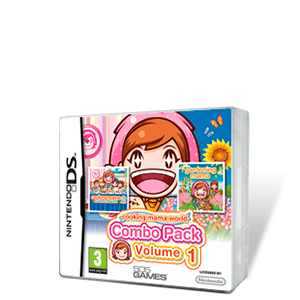 Cooking Mama World Pack V.1 (Cooking Mama 2 + Garden Mama)