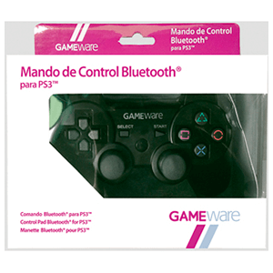 Mando de Control Bluetooth Negro GAMEware