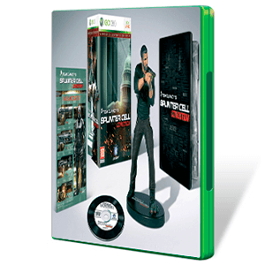 Splinter Cell: Conviction Collector