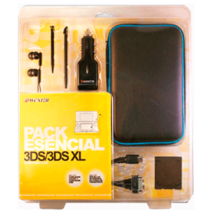 Pack Essentials 7 en 1 Woxter 3DSXL