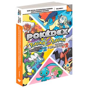 Guía Pokemon Blanco y Negro 2 Volumen 2
