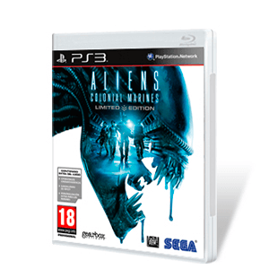 Aliens Colonial Marines Edicion Limitada