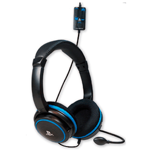 Auriculares 4Gamers CP-03 -Licencia Oficial Sony-