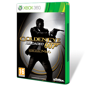 Golden Eye Reloaded Edición Especial