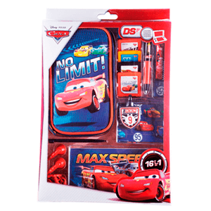 Kit 3DSXL Cars Speed Circuit