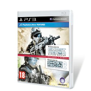 Ghost Recon Future Soldier + Advanced Warfighter 2