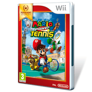 Mario Power Tennis Nintendo Selects