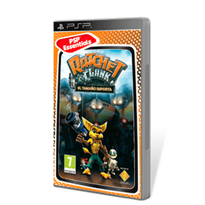 Ratchet & Clank: El Tamaño Importa Essentials
