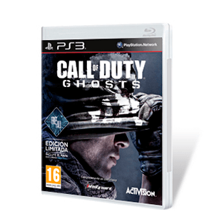 Call of Duty: Ghosts Edición Free Fall