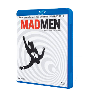 Mad Men T4 BD