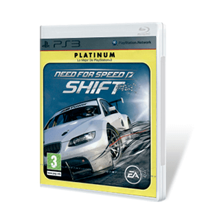 Need For Speed Shift (Platinum)