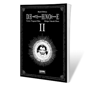 Death Note Black Edition 2