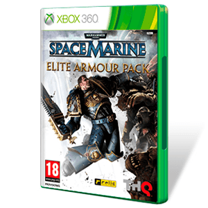 Warhammer 40K: Space Marine Elite Armour Pack [ER]