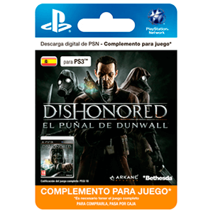 Dishonored- The Knife of Dunwall (Add-On)