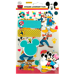Stickers Accesory Pack Mickey