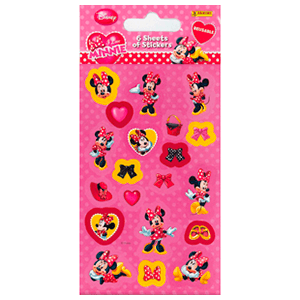 Stickers Party Minnie