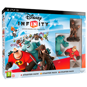 Disney Infinity Starter Pack