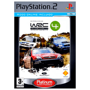 World Rally Championship 4 (Platinum)