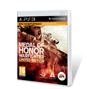 Medal of Honor: Warfighter Edicion Limitada