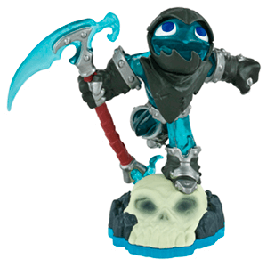 Figura Skylanders Swap Force Light Core: Grim Creeper