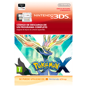 Pokemon X - 3DS