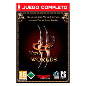 Two Worlds Game of the Year