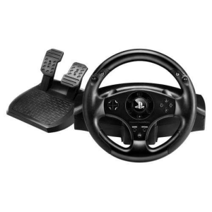Volante Thrustmaster T80 PS4-PS3 -Licencia Oficial Sony-