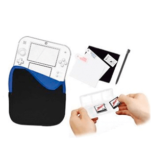 Pack iStart 2DS Subsonic