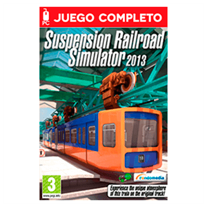 Suspension Railroad Simulator 2013