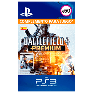 x Battlefield 4: Premium Service  (Season Pass)(PS3)