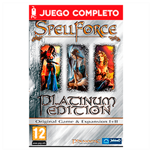 Spellforce 1 Platinum Edition