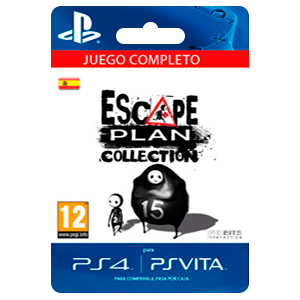 Escape Plan Collection (PS4 / PS Vita)