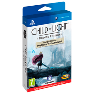 Child of Light (Ed.Esp) Descargable (PS3+PS4)