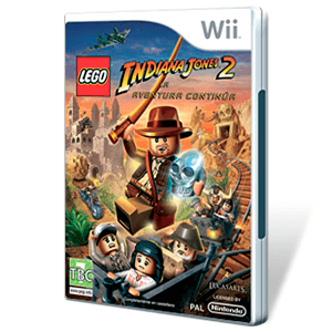 Lego Indiana Jones II