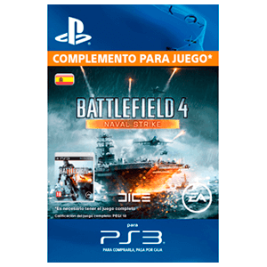 x Battlefield 4 Naval Strike (PS3)