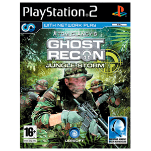 Ghost Recon: Jungle Storm + Headset (Auriculares)