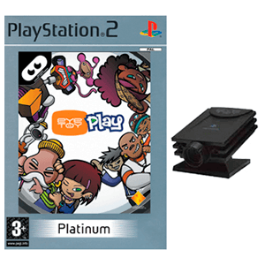 Eye Toy: Play + Camara (Platinum)