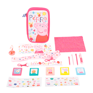 Kit DS Peppa Pig