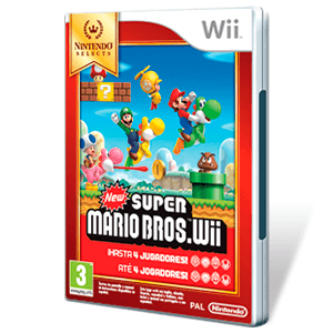 New Super Mario Bros Nintendo Selects