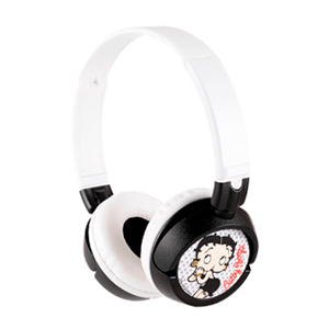 Auriculares Betty Boop 2014 3DS/3DSXL/PSP/PSV