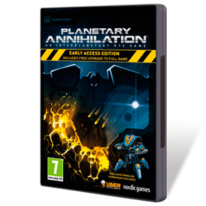 Planetary Annihilation: Early Access Edition